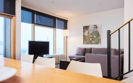 Abom Apartment 3, Mt Buller - Lounge
