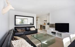 Edge 6, Jindabyne - Living Room