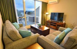 Horizons 411, Jindabyne - Lounge Room