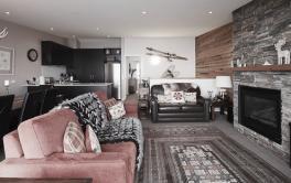 K2 07, Mt Buller - Living Room