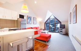 Lantern, Thredbo - One Bedroom & Loft Apartment