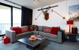 Chalet 807, Mt Buller - Lounge