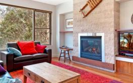 Peak Apartment 2, Thredbo - 2 BD+Study/2BA/8Guests