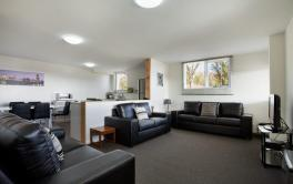 Randalls Place, Jindabyne - Living Room