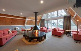 Ripparoo, Falls Creek - Common Lounge Room