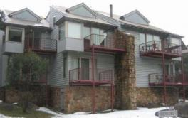 Snowdrift Apartments, Thredbo