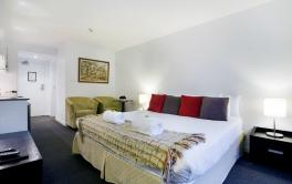 Snowman Apartments, Thredbo - Studio Apartment