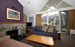 Snowman 9, Thredbo - Lounge