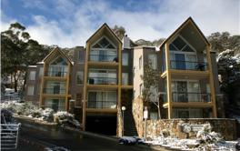 Snowman Apartments, Thredbo