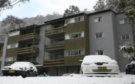 Tombarra Apartments, Thredbo