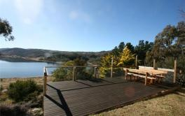 Geminga, East Jindabyne - View