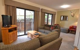 Hotel Pension Grimus Schruns Apartment, Mt Buller - Lounge