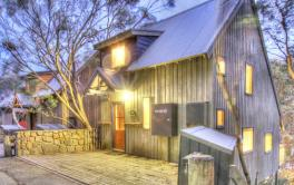 Silverwood Chalet, Thredbo