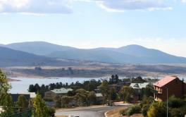 Sunrise 3, Jindabyne - View