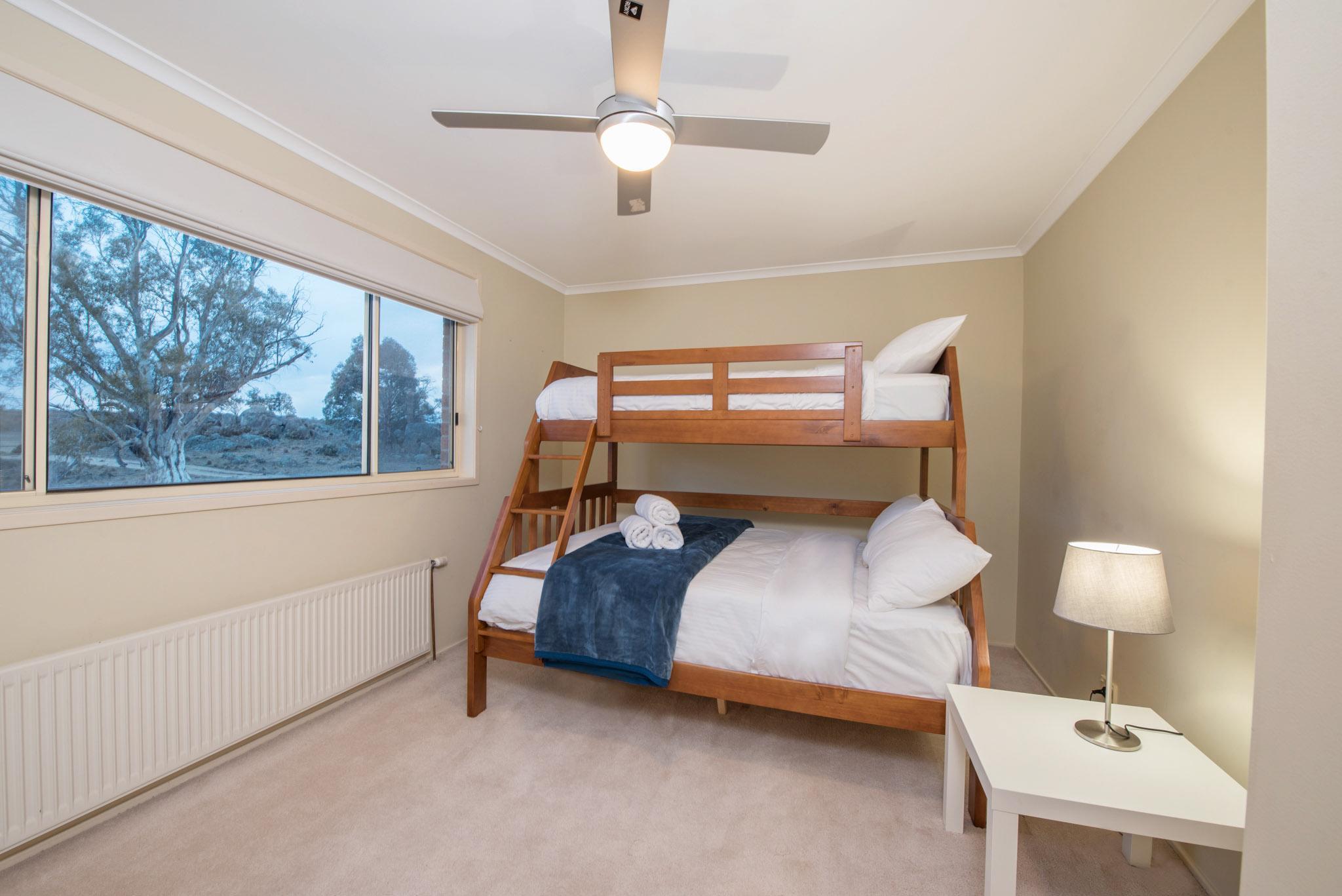 Alpine Drovers Rest, Jindabyne - Bedroom 4
