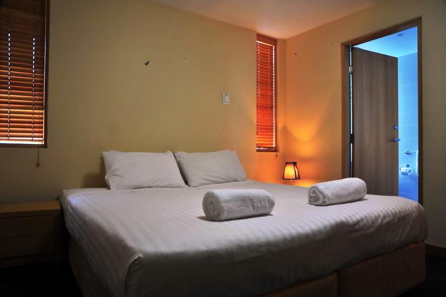 Akuna 3, Thredbo - Master Bedroom