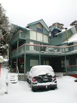 Alpenhorn Lodge