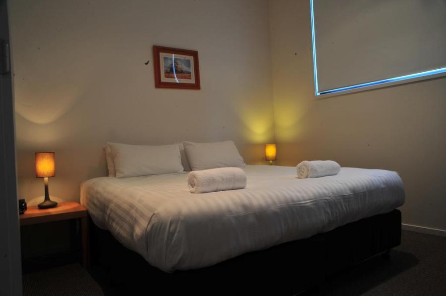 Angala 2, Thredbo - Bedroom 1