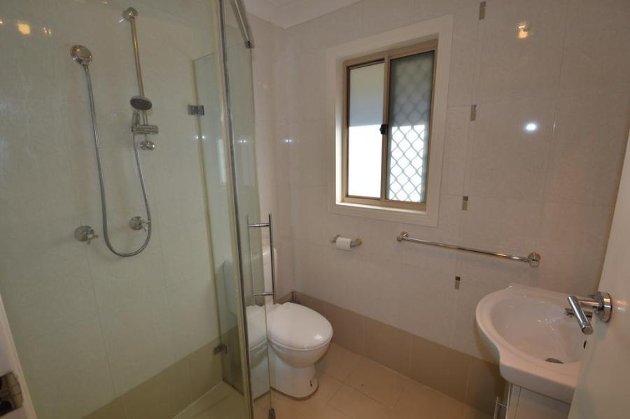 Antlers, Jindabyne - Bathroom