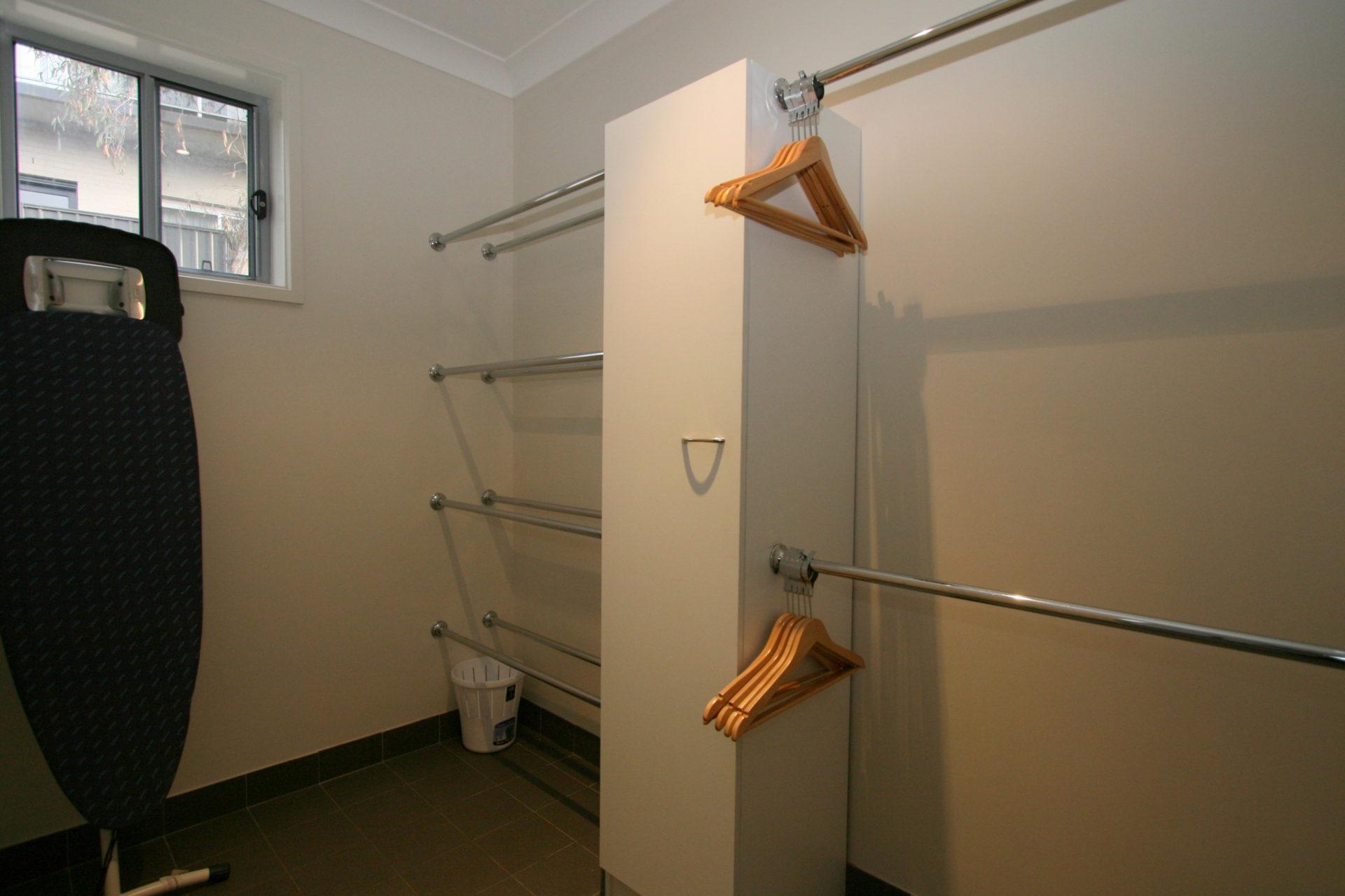Aspect 1, Jindabyne - Drying Area
