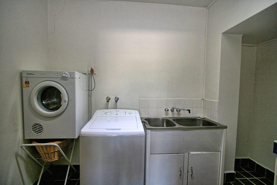 Aviemore 4, Jindabyne - Laundry