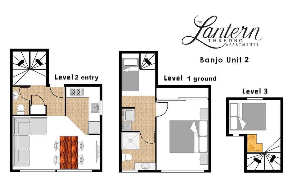 Banjo Townhouse 2