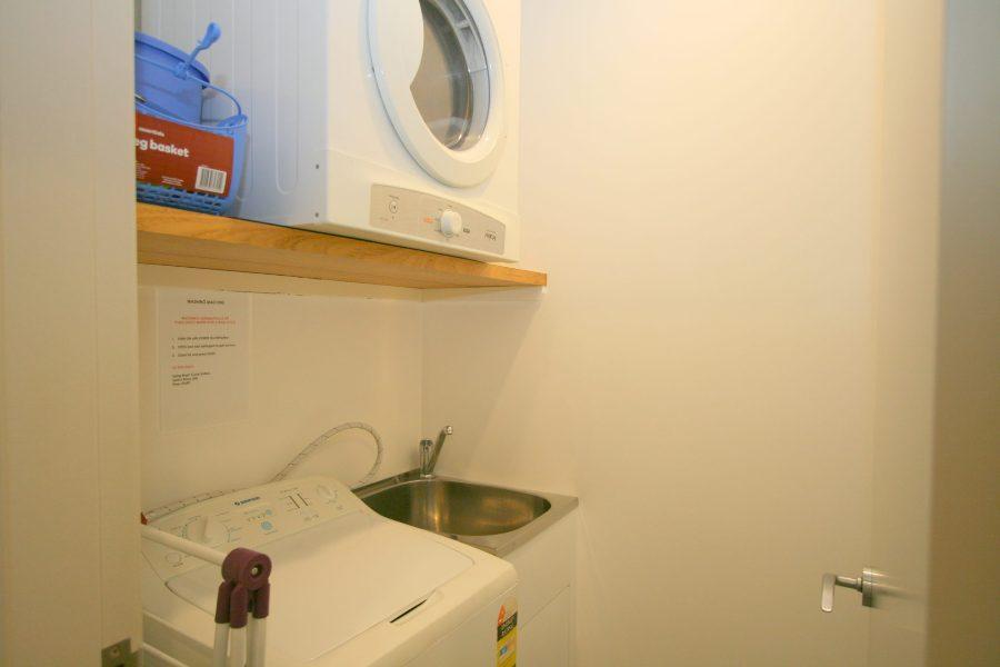 Banjos Way 1, Jindabyne - Laundry