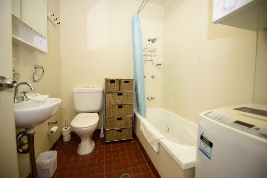 Karas 5, Thredbo - Bathroom