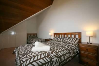 Bayview 2, Jindabyne - Bedroom 1
