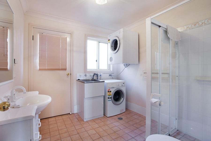 Beloka 2, Jindabyne - Laundry