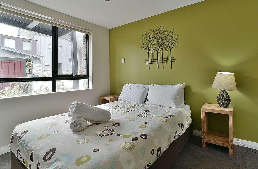 Blues Air 2, Thredbo - Bedroom