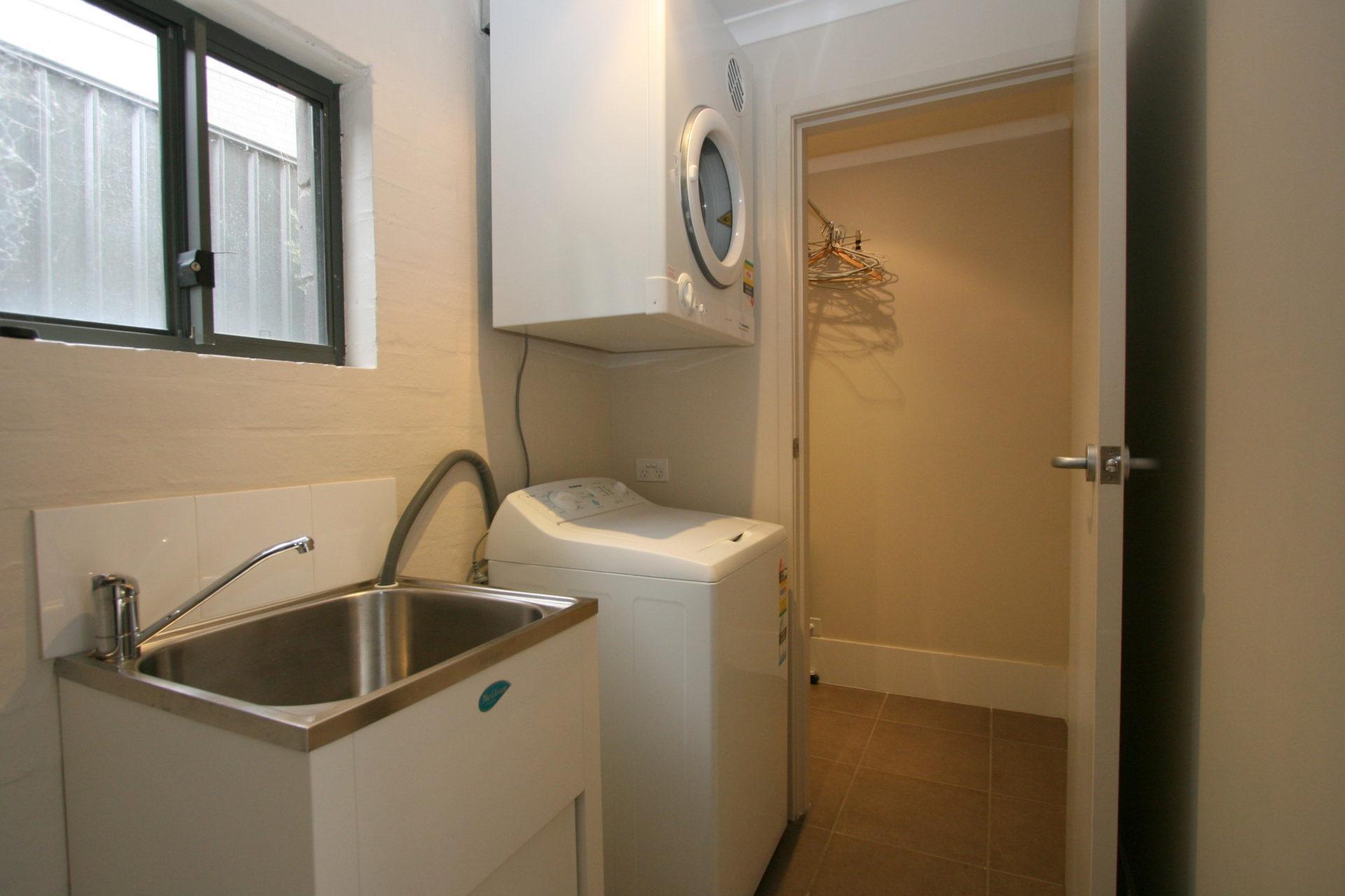 Boronia 4, Jindabyne - Laundry