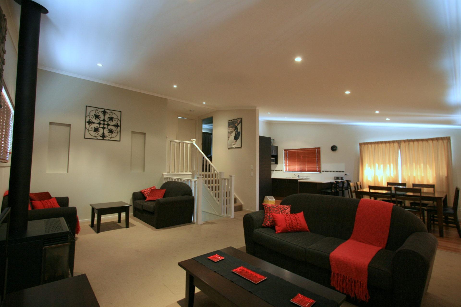 Boronia 6, Jindabyne - Lounge