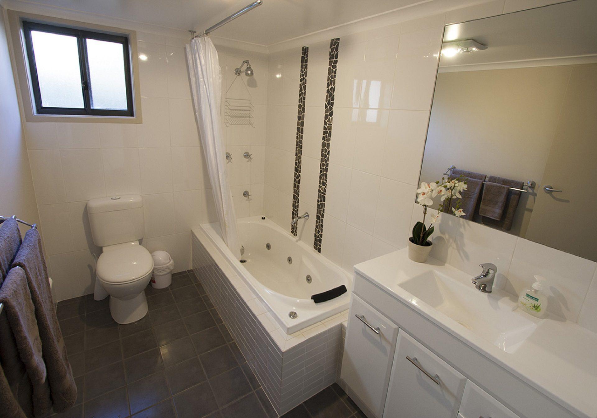 Boronia 7, Jindabyne - Bathroom 1