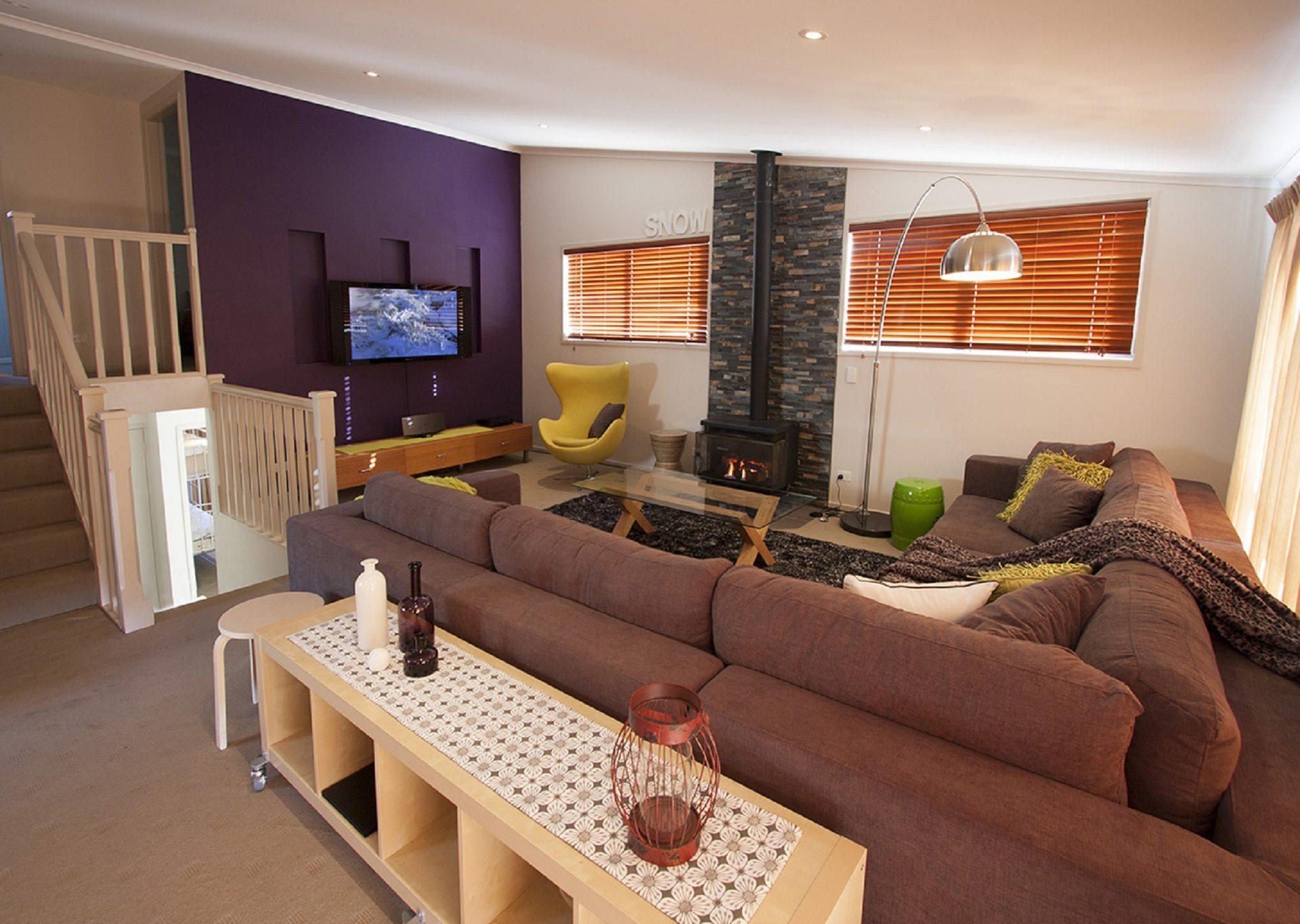 Boronia 7, Jindabyne - Lounge