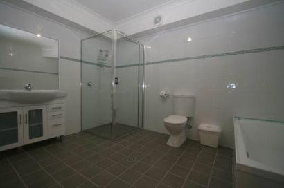 Burramys 4, Jindabyne - Bathroom