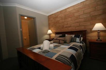Burramys 4, Jindabyne - Bedroom