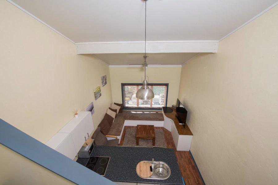 Central Abode, Jindabyne - Living Area