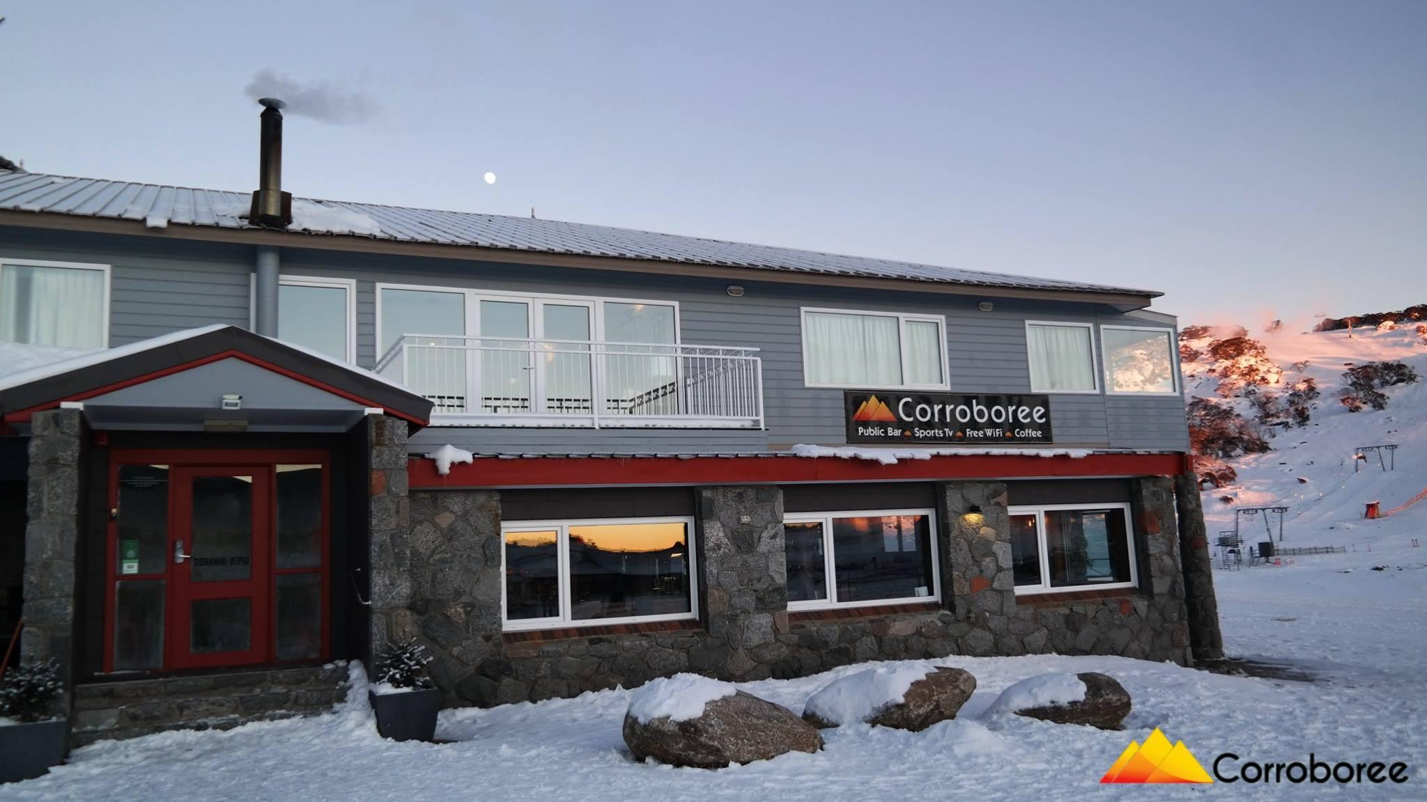 Corroboree Lodge