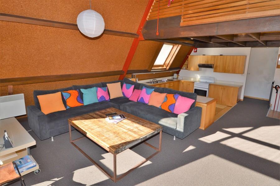 Moonbah, Thredbo - Lounge Area