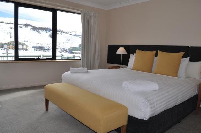 Marritz Hotel, Perisher - Deluxe Room