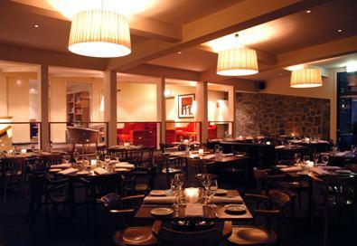 The Denman Hotel, Thredbo - Dining Room