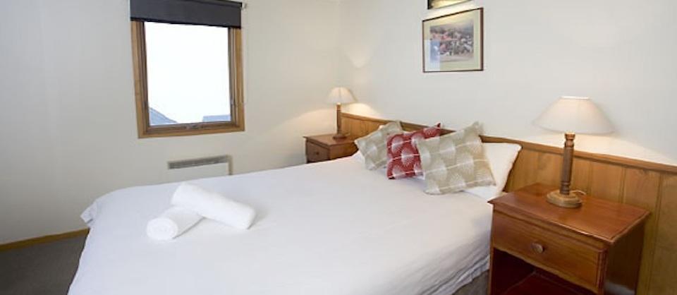 Eagles Nest, Hotham - Bedroom