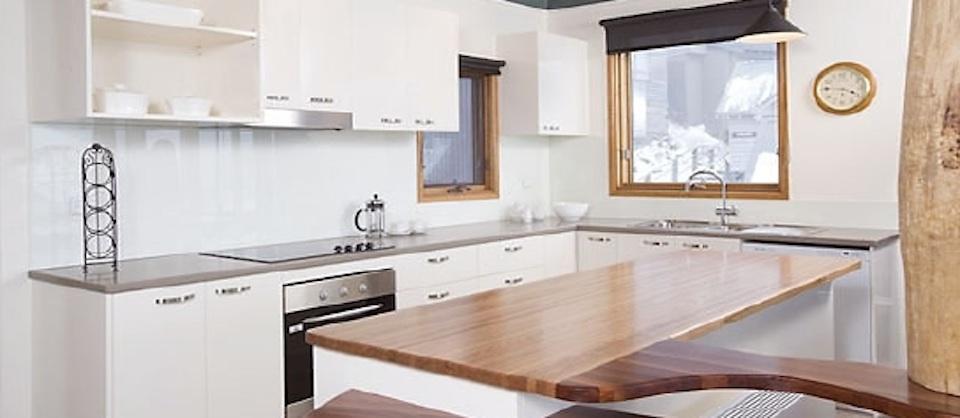 Eagles Nest, Hotham - Kitchen