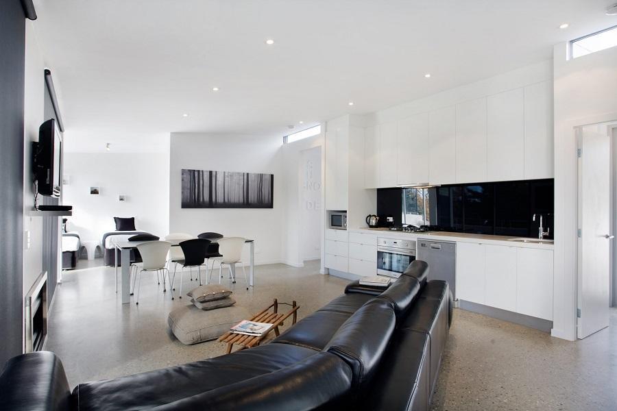 Edge 7, Jindabyne - Living Room