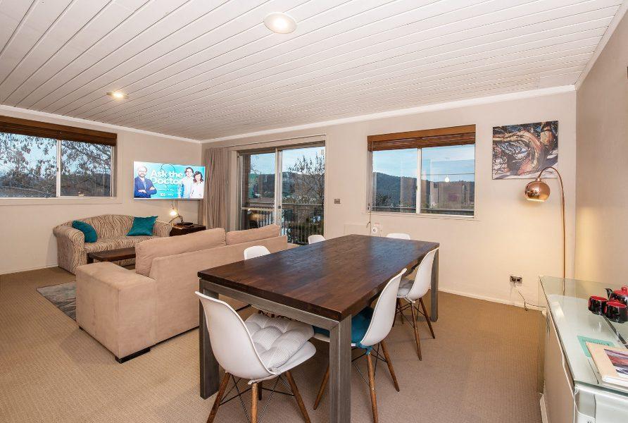 Erulisse, Jindabyne - Living Room