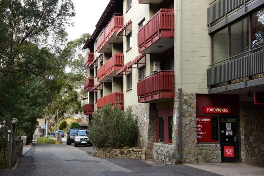 Mowamba Apartments, Thredbo