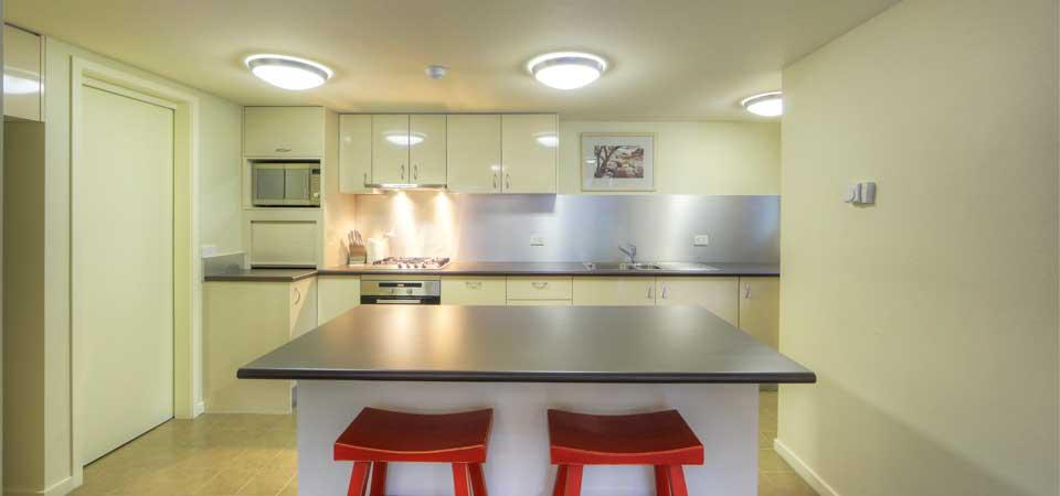Golden Eagle 2, Thredbo - Kitchen