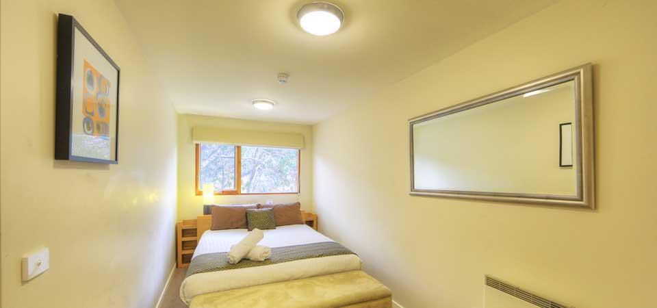 Golden Eagle 2, Thredbo - Bedroom