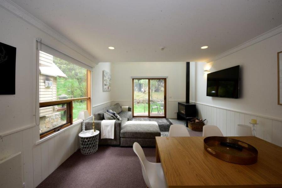 Granite Peaks 4, Thredbo - Living Room